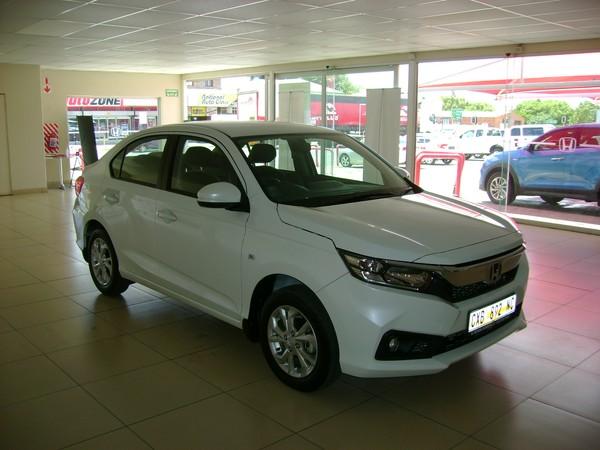 2021 Honda Amaze 1.2 Comfort Northern Cape Kimberley_0