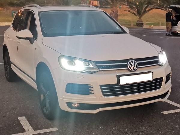 2013 Volkswagen Touareg 3.0 V6 Tdi Tip Blu Mot 180kw  Western Cape Bellville_0