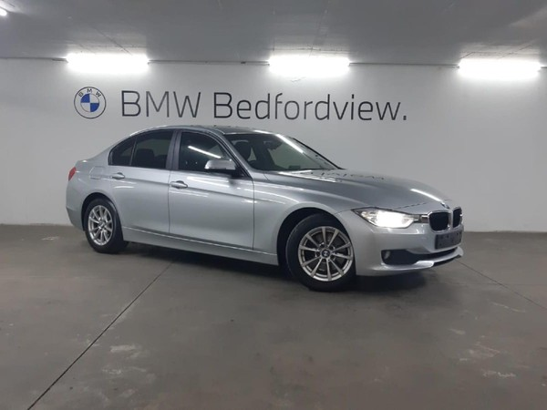 2015 BMW 3 Series 320d At f30  Gauteng Germiston_0