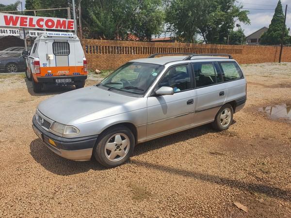 1997 Opel Astra 160i  Gauteng Lenasia_0