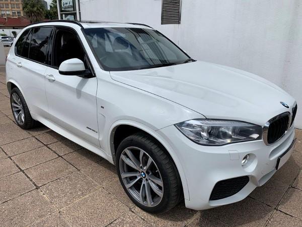 2016 BMW X5 xDRIVE30d M-Sport Auto Gauteng Germiston_0