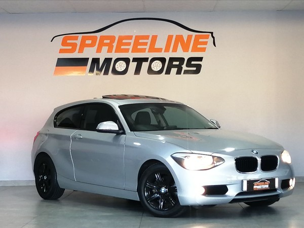 2015 BMW 1 Series 116i 3dr At f21  Western Cape Cape Town_0