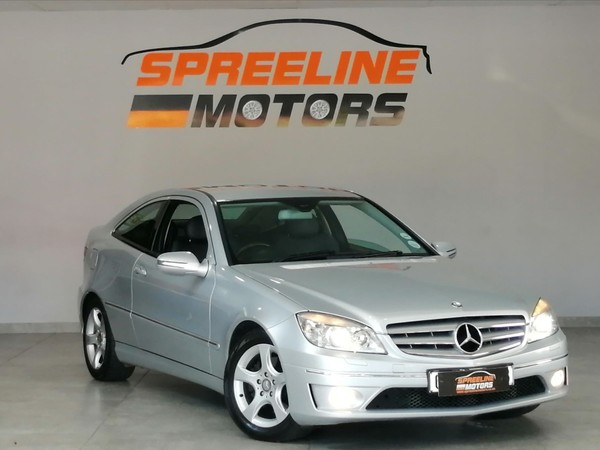 2009 Mercedes-Benz CLC Clc 200k At  Western Cape Cape Town_0