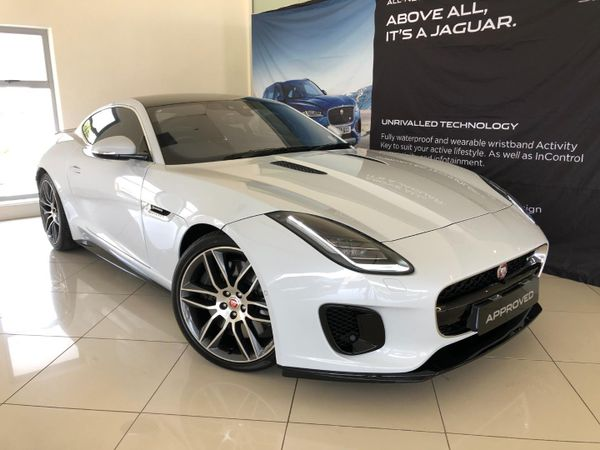 2019 Jaguar F-TYPE S 3.0 V6 Coupe R-Dynamic Auto Gauteng Four Ways_0