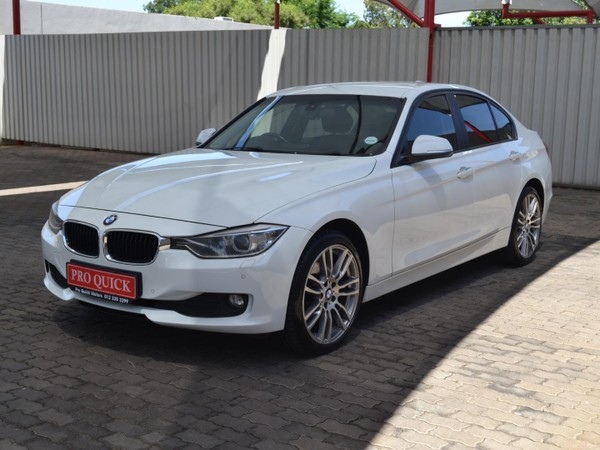 2012 BMW 3 Series 320d Sport Line At f30  Gauteng Pretoria_0