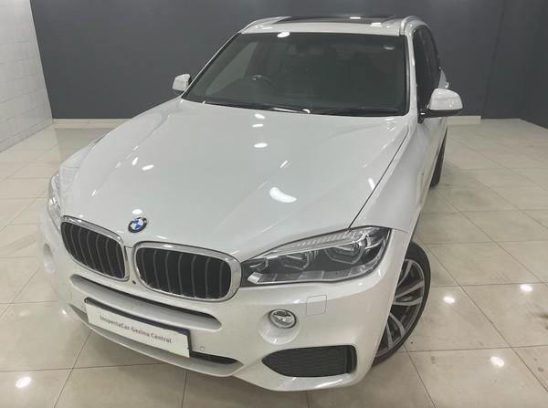 2018 BMW X5 xDRIVE30d M-Sport Auto Gauteng Pretoria_0