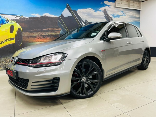 2016 Volkswagen Golf VII GTi 2.0 TSI DSG Performance Gauteng Benoni_0