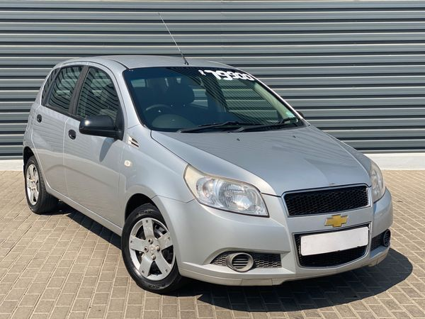 2012 Chevrolet Aveo 1.6 L 5dr  Mpumalanga Evander_0