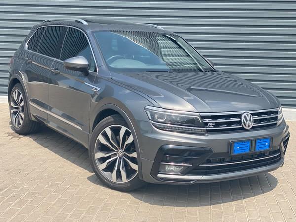 2018 Volkswagen Tiguan 2.0 TSI Highline 4MOT DSG Mpumalanga Evander_0
