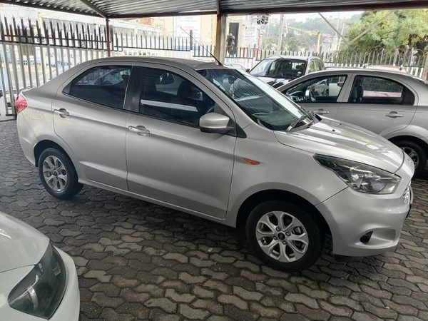 2015 Ford Figo 1.5 Ambiente Gauteng Jeppestown_0