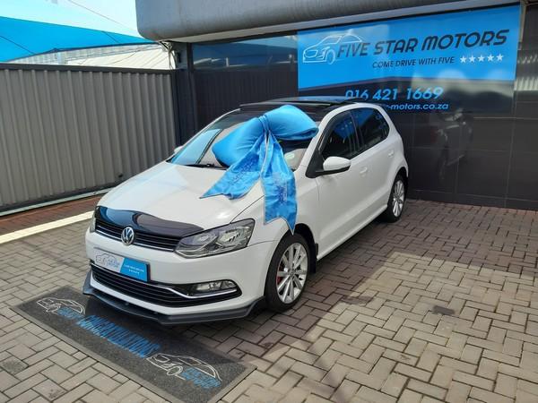 2014 Volkswagen Polo 1.2 TSI Highline 81KW Gauteng Vereeniging_0
