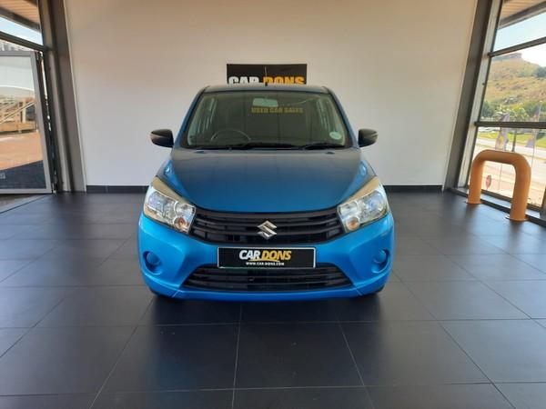 2015 Suzuki Celerio 1.0 GA Gauteng Roodepoort_0