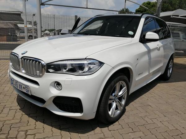 2014 BMW X5 xDRIVE40d M-Sport Auto Gauteng Centurion_0