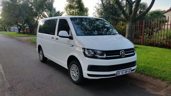 2018 Volkswagen Kombi T6 KOMBI 2.0 TDi DSG 103kw Trendline Plus Mpumalanga Middelburg_0