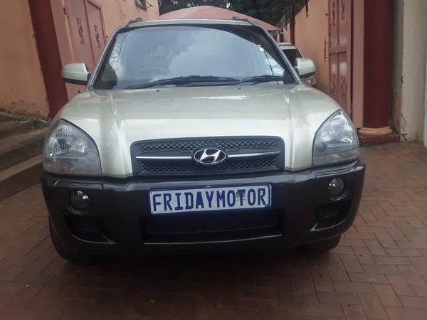2006 Hyundai Tucson 2.0 Gls  Gauteng Johannesburg_0