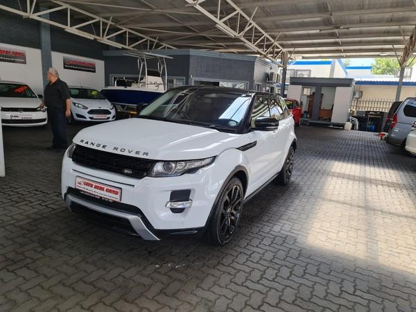 2013 Land Rover Evoque 2.2 Sd4 Dynamic  Gauteng Vereeniging_0