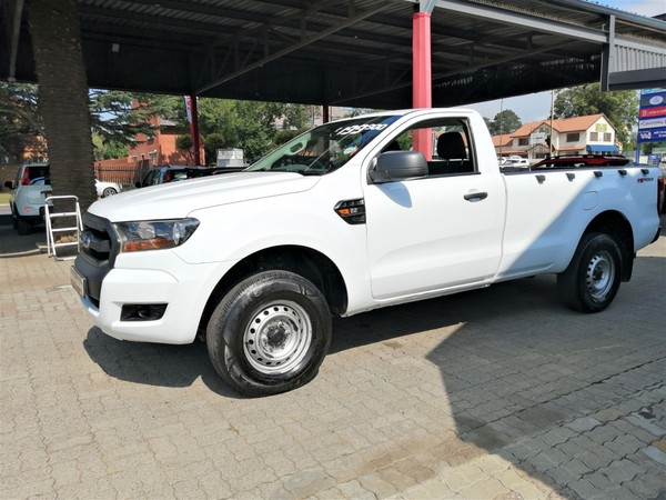 2016 Ford Ranger 2.2TDCi XL Single Cab Bakkie Mpumalanga Ermelo_0