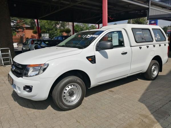 2015 Ford Ranger 2.2tdci Xl Lr Pu Sc  Mpumalanga Ermelo_0
