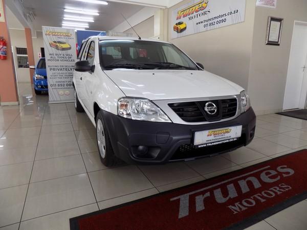 2019 Nissan NP200 1.5 Dci  Ac Safety Pack Pu Sc  Gauteng Boksburg_0