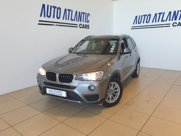 2014 BMW X3 Xdrive20i  At  Western Cape Cape Town_0