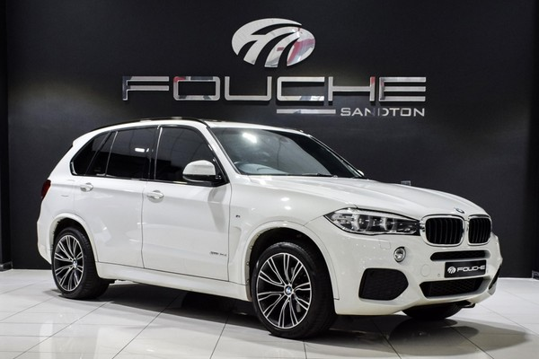 2018 BMW X5 xDRIVE30d xLINE Auto Gauteng Sandton_0