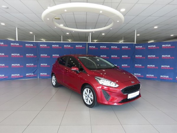 2020 Ford Fiesta 1.5 TDCi Trend 5-Door Western Cape Parow_0