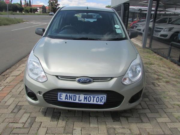 2013 Ford Figo 1.4 Ambiente  Gauteng Kempton Park_0