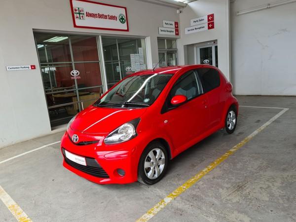 2012 Toyota Aygo 1.0 Wild 5dr  Western Cape Swellendam_0