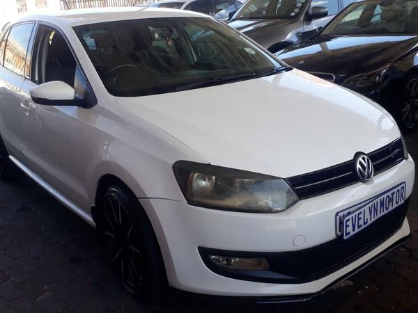 2011 Volkswagen Polo 1.6 Comfortline Tip 5dr  Gauteng Johannesburg_0