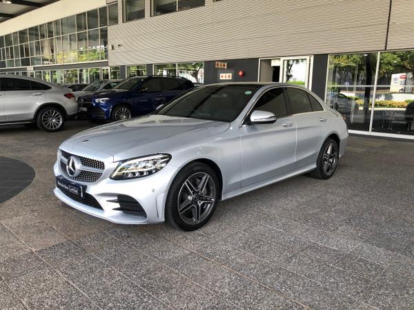 2020 Mercedes-Benz C-Class C220d Auto Gauteng Menlyn_0