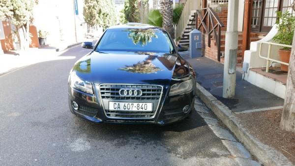 2011 Audi A5 2.0t Fsi Q Stronic  Western Cape Cape Town_0