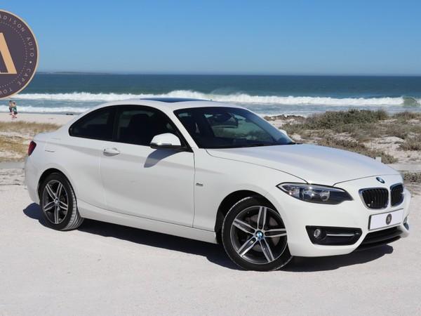 2016 BMW 2 Series 220D Sport Line Auto Western Cape Paarden Island_0