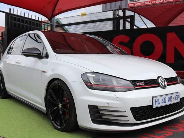 2015 Volkswagen Golf VII GTi 2.0 TSI DSG Performance Gauteng Boksburg_0