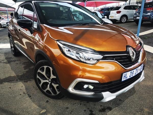 2018 Renault Captur 1.2T Dynamique EDC 5-Door 88kW Gauteng_0