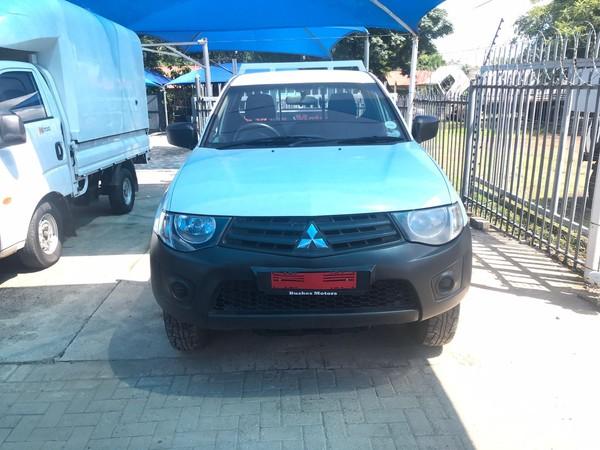 2013 Mitsubishi Triton 2.4 Mpi Abs Pu Dc  North West Province Hartbeespoort_0