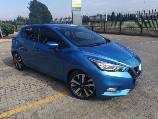 2020 Nissan Micra 1.0T Tekna 84kW Gauteng Sandton_0