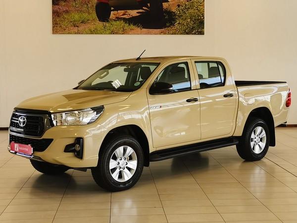 2020 Toyota Hilux 2.4 GD-6 SRX 4X4 Double Cab Bakkie Mpumalanga Lydenburg_0