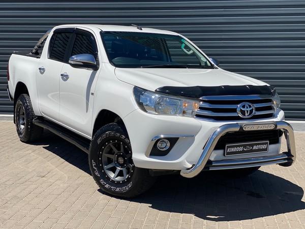 2016 Toyota Hilux 4.0 V6 RB Raider Double Cab Bakkie Auto Mpumalanga Evander_0