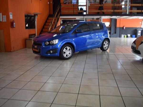 2012 Chevrolet Sonic 1.6 Ls 5dr  Western Cape Goodwood_0