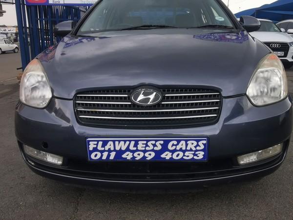 2011 Hyundai Accent 1.6 Gls  Gauteng Johannesburg_0