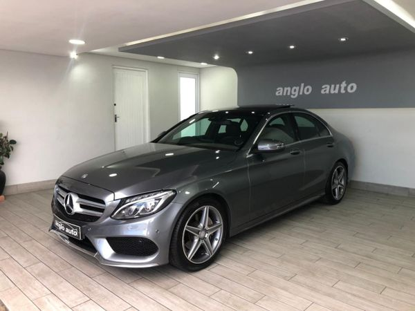 2017 Mercedes-Benz C-Class C200 AMG line Auto Western Cape Athlone_0