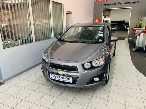 2012 Chevrolet Sonic 1.6 Ls  Eastern Cape Port Elizabeth_0
