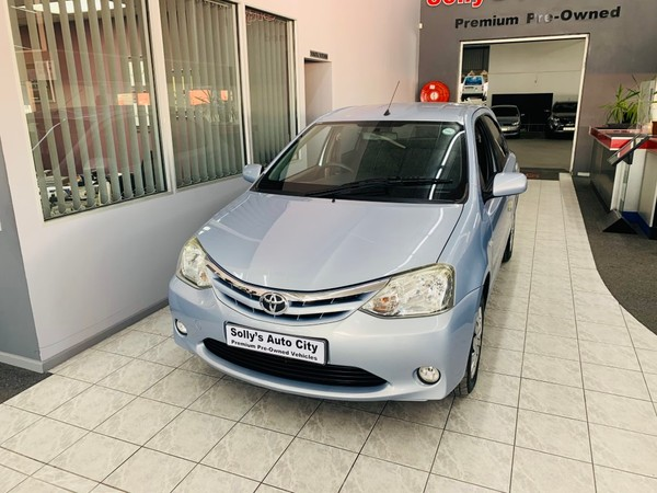 2013 Toyota Etios 1.5 Xs 5dr  Eastern Cape Port Elizabeth_0