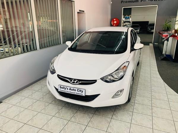 2012 Hyundai Elantra 1.8 Gls  Eastern Cape Port Elizabeth_0