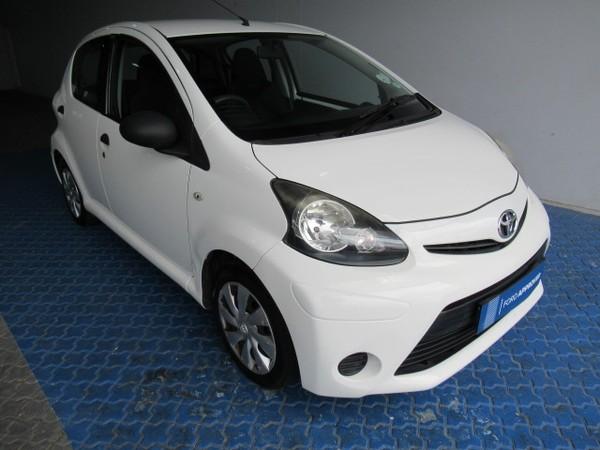 2013 Toyota Aygo 1.0 Fresh 5dr  Western Cape George_0