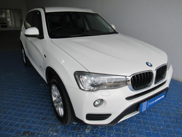2016 BMW X3 xDRIVE20d xLINE Auto Western Cape George_0