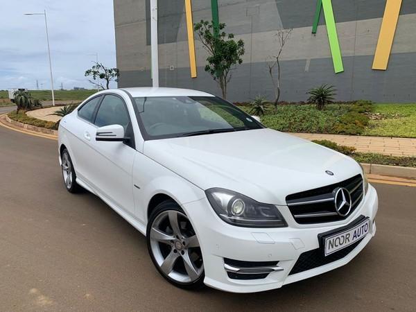 2013 Mercedes-Benz C-Class C180 Be Coupe At  Kwazulu Natal Umhlanga Rocks_0