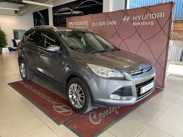 2013 Ford Kuga 1.6 Ecoboost Trend Gauteng Boksburg_0