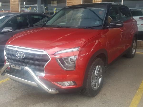 2021 Hyundai Creta 1.5 Premium Gauteng Benoni_0