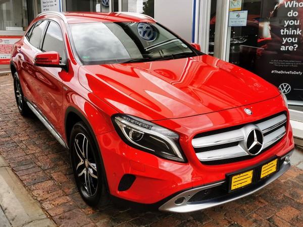 2017 Mercedes-Benz GLA 200 Auto Western Cape Oudtshoorn_0